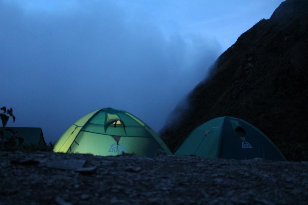 10 slaap tent